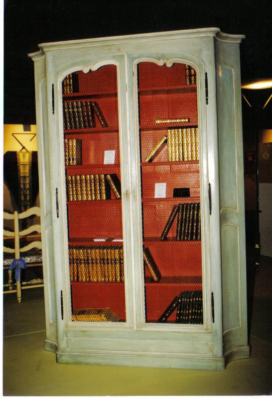 Ebeniste avignon bibliothque en u commode vnitienne - Ebeniste grenoble ...